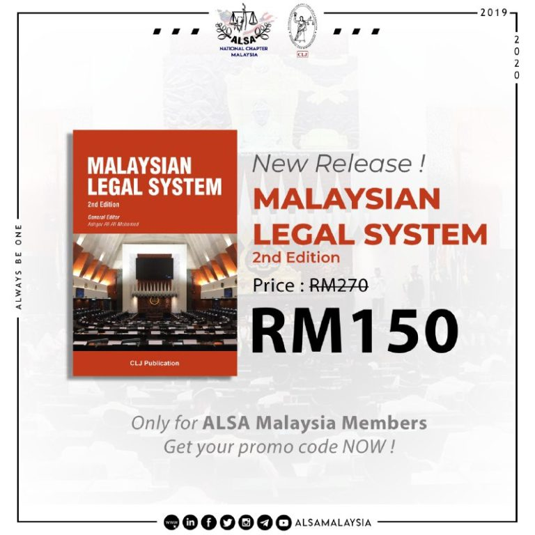 malaysian legal system 2nd edition