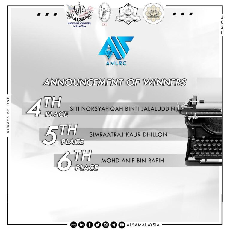 alsa malaysia law review competition
